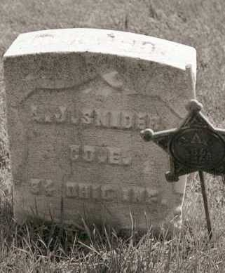 SNIDER, A.J. - Crawford County, Ohio | A.J. SNIDER - Ohio Gravestone Photos