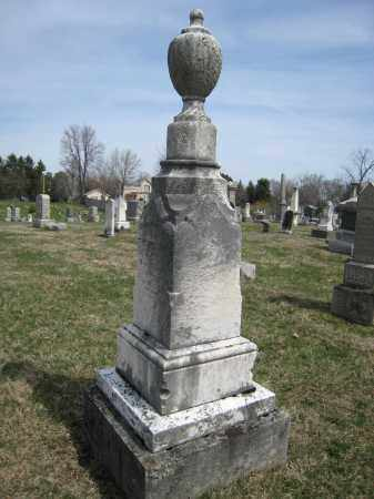 THOMPSON MONUMENT, HIRAM J. - Crawford County, Ohio | HIRAM J. THOMPSON MONUMENT - Ohio Gravestone Photos
