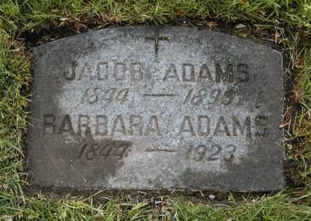 ALTMAN ADAMS, BARBARA - Cuyahoga County, Ohio | BARBARA ALTMAN ADAMS - Ohio Gravestone Photos
