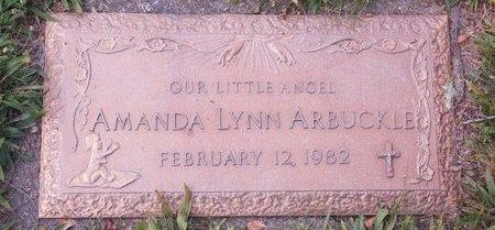 ARBUCKLE, AMANDA LYNN - Cuyahoga County, Ohio | AMANDA LYNN ARBUCKLE - Ohio Gravestone Photos