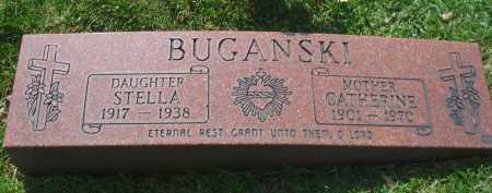 BUGANSKI, STELLA - Cuyahoga County, Ohio   STELLA BUGANSKI - Ohio Gravestone Photos