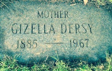 DERSY, GIZELLA - Cuyahoga County, Ohio | GIZELLA DERSY - Ohio Gravestone Photos