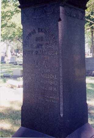 ENGELCKE, MARIA - Cuyahoga County, Ohio | MARIA ENGELCKE - Ohio Gravestone Photos