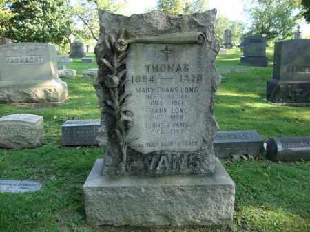 EVANS, LOUIS - Cuyahoga County, Ohio   LOUIS EVANS - Ohio Gravestone Photos