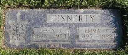 FINNERTY, JOHN J. - Cuyahoga County, Ohio | JOHN J. FINNERTY - Ohio Gravestone Photos