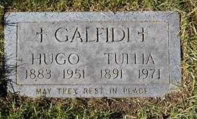FARRONI GALFIDI, TULLIA - Cuyahoga County, Ohio | TULLIA FARRONI GALFIDI - Ohio Gravestone Photos
