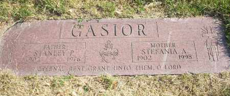 GASIOR, STANLEY P. - Cuyahoga County, Ohio | STANLEY P. GASIOR - Ohio Gravestone Photos