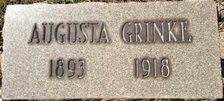 KOSTBAR GRINKE, AUGUSTA - Cuyahoga County, Ohio | AUGUSTA KOSTBAR GRINKE - Ohio Gravestone Photos