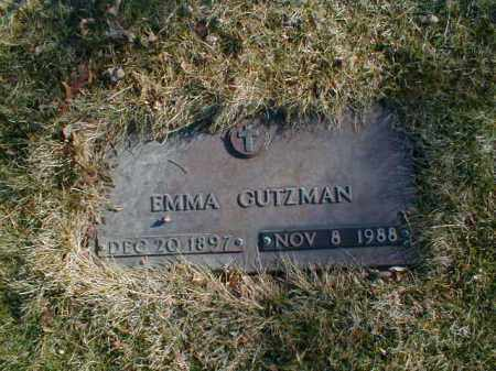 SCHWARTZ GUTZMAN, EMMA - Cuyahoga County, Ohio | EMMA SCHWARTZ GUTZMAN - Ohio Gravestone Photos
