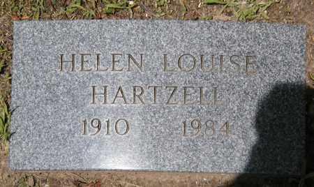 HARRISON HARTZELL, HELEN L. - Cuyahoga County, Ohio | HELEN L. HARRISON HARTZELL - Ohio Gravestone Photos