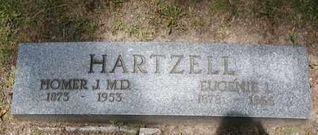 LANGLOIS HARTZELL, EUGENIE - Cuyahoga County, Ohio | EUGENIE LANGLOIS HARTZELL - Ohio Gravestone Photos