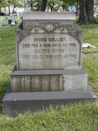 HINES, MARTIN J. - Cuyahoga County, Ohio | MARTIN J. HINES - Ohio Gravestone Photos