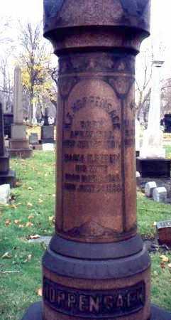 HOPPENSACK, MARIA - Cuyahoga County, Ohio   MARIA HOPPENSACK - Ohio Gravestone Photos