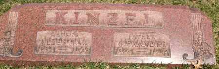 KINZEL, ALEXANDER - Cuyahoga County, Ohio | ALEXANDER KINZEL - Ohio Gravestone Photos