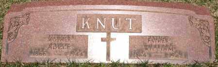 KINZEL KNUT, ADELE - Cuyahoga County, Ohio | ADELE KINZEL KNUT - Ohio Gravestone Photos