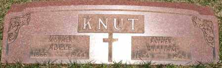 KNUT, WILLIAM - Cuyahoga County, Ohio | WILLIAM KNUT - Ohio Gravestone Photos
