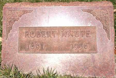 KNUTE, ROBERT - Cuyahoga County, Ohio | ROBERT KNUTE - Ohio Gravestone Photos
