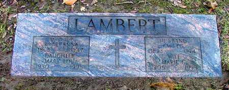 REEVE LAMBERT, ROSE ANNA - Cuyahoga County, Ohio | ROSE ANNA REEVE LAMBERT - Ohio Gravestone Photos
