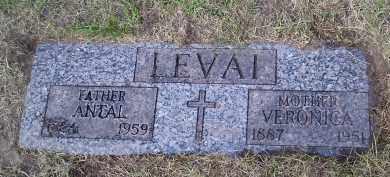 LEVAI, VERONICA - Cuyahoga County, Ohio   VERONICA LEVAI - Ohio Gravestone Photos