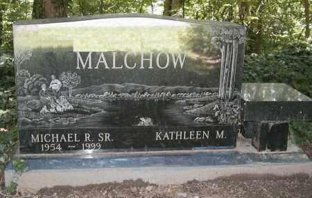 MALCHOW, MICHAEL R. SR. - Cuyahoga County, Ohio | MICHAEL R. SR. MALCHOW - Ohio Gravestone Photos
