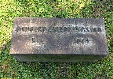 MORNINGSTAR, HERBERT I. - Cuyahoga County, Ohio   HERBERT I. MORNINGSTAR - Ohio Gravestone Photos
