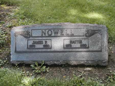 MCCRACKEN NOWELL, HATTIE - Cuyahoga County, Ohio | HATTIE MCCRACKEN NOWELL - Ohio Gravestone Photos