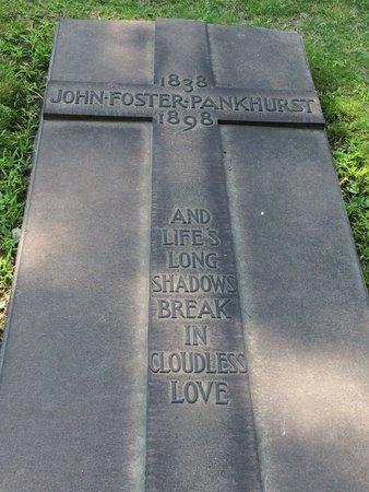PANKHURST, JOHN FOSTER - Cuyahoga County, Ohio | JOHN FOSTER PANKHURST - Ohio Gravestone Photos