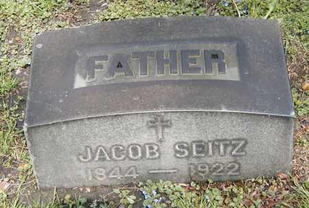 SEITZ, JACOB C. - Cuyahoga County, Ohio   JACOB C. SEITZ - Ohio Gravestone Photos