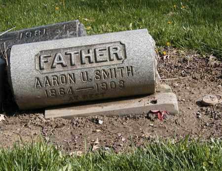 SMITH, AARON U. - Cuyahoga County, Ohio | AARON U. SMITH - Ohio Gravestone Photos