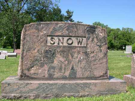 SNOW, KATIE - Cuyahoga County, Ohio | KATIE SNOW - Ohio Gravestone Photos