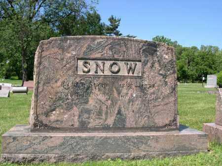 SNOW, KARL S. - Cuyahoga County, Ohio   KARL S. SNOW - Ohio Gravestone Photos