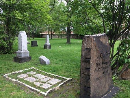 (SAUK INDIAN CHIEF) SOT, JOC O - Cuyahoga County, Ohio | JOC O (SAUK INDIAN CHIEF) SOT - Ohio Gravestone Photos