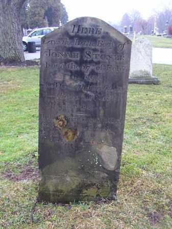 STONER, JONAH - Cuyahoga County, Ohio | JONAH STONER - Ohio Gravestone Photos