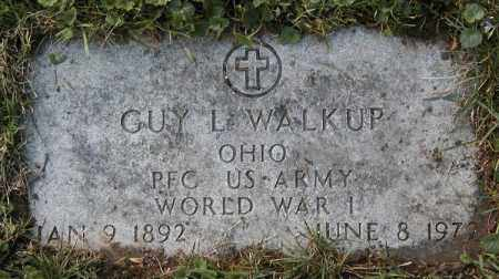 WALKUP, GUY L. - Cuyahoga County, Ohio | GUY L. WALKUP - Ohio Gravestone Photos