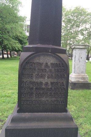 WALL, HENRY A. - Cuyahoga County, Ohio | HENRY A. WALL - Ohio Gravestone Photos