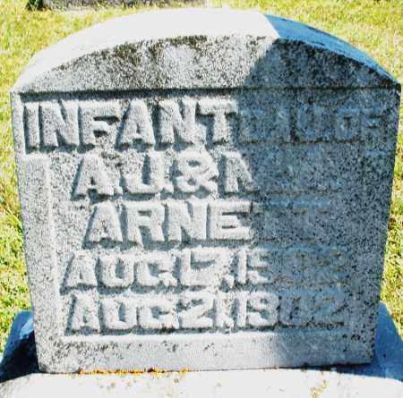 ARNETT, INFANT DAUGHTER - Darke County, Ohio | INFANT DAUGHTER ARNETT - Ohio Gravestone Photos