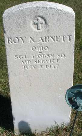 ARNETT, ROY N. - Darke County, Ohio | ROY N. ARNETT - Ohio Gravestone Photos