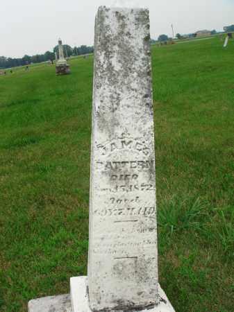 BATTERN, JAMES L. - Darke County, Ohio | JAMES L. BATTERN - Ohio Gravestone Photos