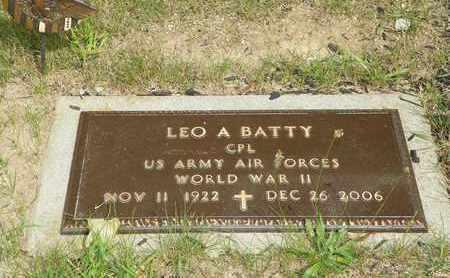 BATTY, LEO A. - Darke County, Ohio | LEO A. BATTY - Ohio Gravestone Photos