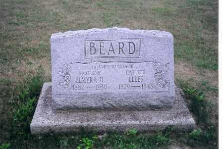 BEARD, ELMYRA - Darke County, Ohio | ELMYRA BEARD - Ohio Gravestone Photos