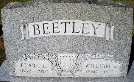 BEETLEY, PEARL L. - Darke County, Ohio | PEARL L. BEETLEY - Ohio Gravestone Photos