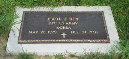 BEY, CARL J. - Darke County, Ohio   CARL J. BEY - Ohio Gravestone Photos