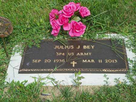 BEY, JULIUS J. - Darke County, Ohio | JULIUS J. BEY - Ohio Gravestone Photos