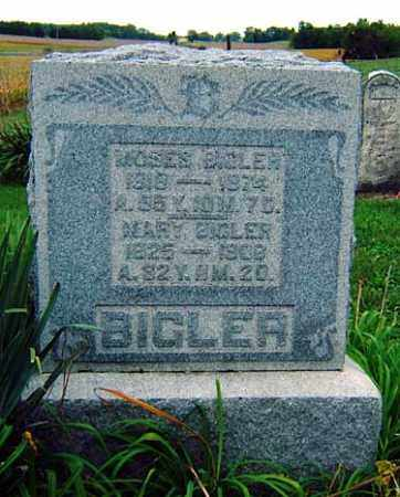 BIGLER, MARY - Darke County, Ohio | MARY BIGLER - Ohio Gravestone Photos