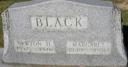 BLACK, MARGARET - Darke County, Ohio | MARGARET BLACK - Ohio Gravestone Photos