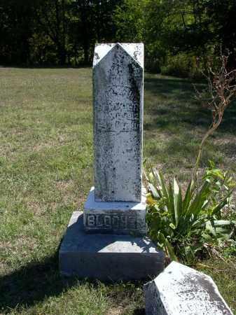 MILLER BLOCHER, CATHERINE - Darke County, Ohio | CATHERINE MILLER BLOCHER - Ohio Gravestone Photos