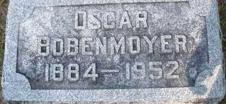 BOBENMOYER, OSCAR - Darke County, Ohio | OSCAR BOBENMOYER - Ohio Gravestone Photos