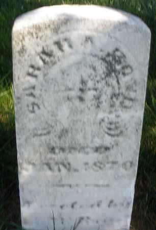 BOYD, SARAH A. - Darke County, Ohio | SARAH A. BOYD - Ohio Gravestone Photos