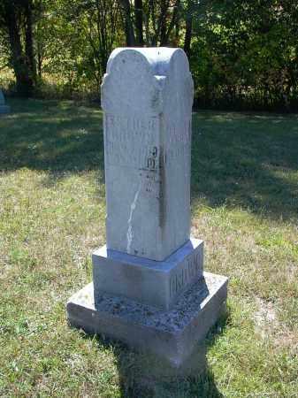 BROWN, ESTHER - Darke County, Ohio   ESTHER BROWN - Ohio Gravestone Photos