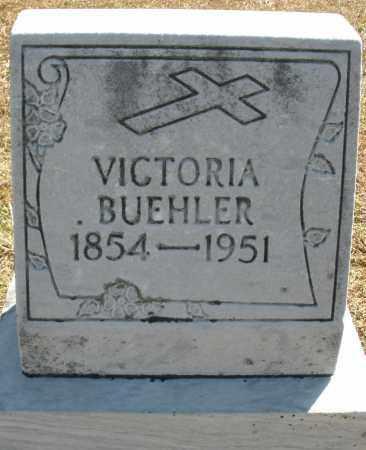 BUEHLER, VICTORIA - Darke County, Ohio | VICTORIA BUEHLER - Ohio Gravestone Photos